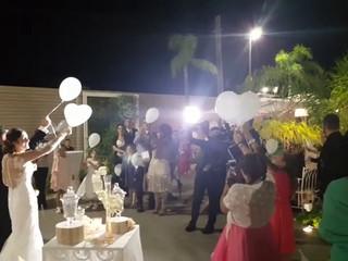 Balloon led - Villa Fabiana