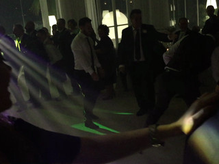 Dance e trenino amaluna
