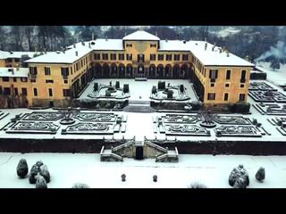 Villa orsini Colonna - winter atmosphere
