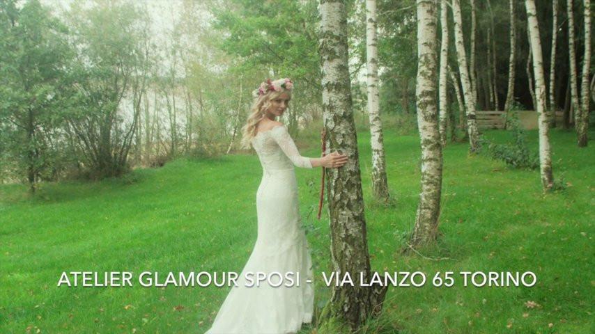 cdaa505e9b61 Spot atelier glamour sposi - Atelier Glamour - Video - Matrimonio.com