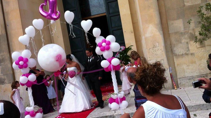 Arco Romantico - Tado Magic Balloon - Video - Matrimonio.com