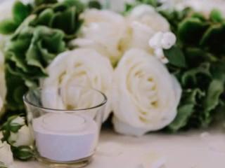 Matrimonio romantico tra le vigne