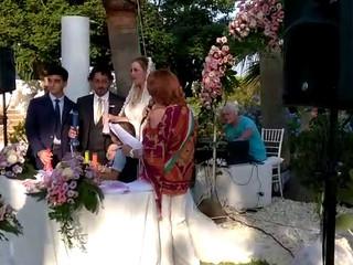 Emilia Rejtano Celebrante Matrimoni Sicilia