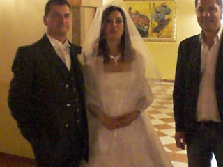 Matrimonio in grande stile