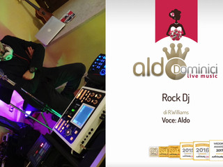 Aldo - Rock Dj (R.Williams)