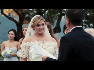 Destination Wedding in Ravello - Catherine and  Samuel