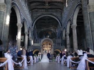 Chiesa San Miniato Teaser Drone