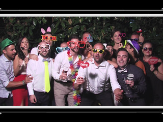 Videobooth | Wedding Tiziano+Jessica