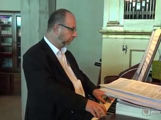 Brano organistico