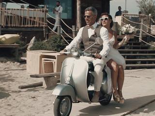 Matrimonio Civile Lido Cotriero Gallipoli - Elena + Francesco