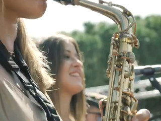 Bianca Lopez Sax & Voice