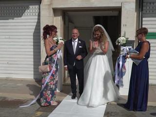 Andrea e Titty wedding day