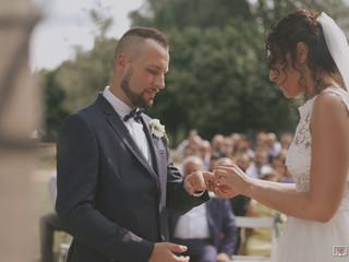 Emanuela Claudio wedding day trailer