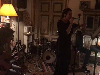 Caterina&TheRailways acoustic trio - Medley