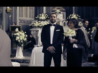 Autilia e Luca Sposi al Grand Hotel