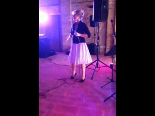 Elli's Swing Band - live
