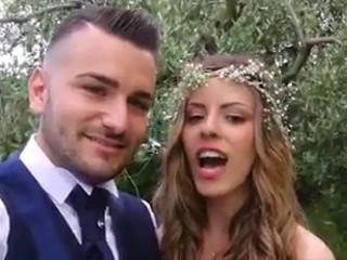 Daniele e Sara Sposi 2017