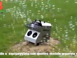 Macchina delle bolle tbubble