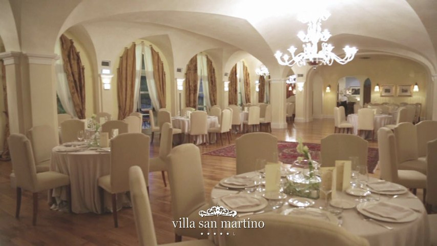 Interni Di Villa San Martino : Video wedding 2016 villa san martino video matrimonio.com