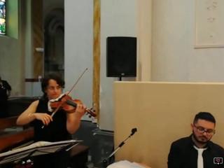 Canone di Pachelbel - Organo, violino, flauto