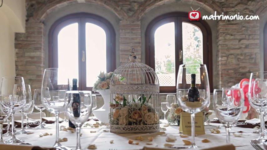 Ristoranti Matrimonio Toscana : La vallata video matrimonio
