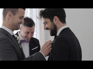Alessandro e Marta Wedding Rock Trailer