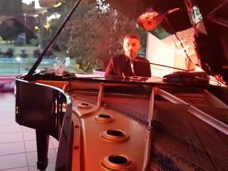 Thinking out loud Renato Marotta Everglades Duo Piano e Sax
