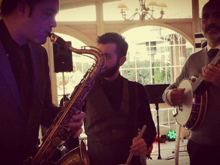 Dizzy Jazz Swing Band Evergaldes