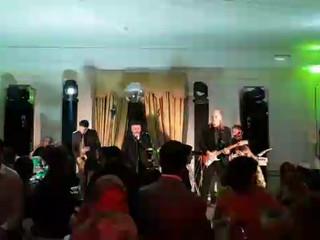 Renato Everglades Band Villa Miani