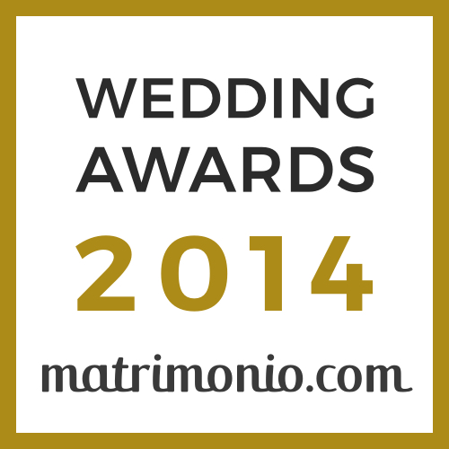 Vincitore Wedding Awards 2014 Matrimonio.com
