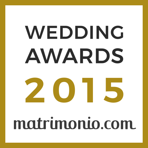 Evento Glamour, vincitore Wedding Awards 2015 matrimonio.com