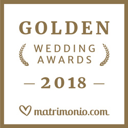 Vincitore Wedding Awards 2018 Matrimonio.com