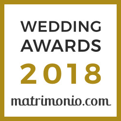 Cinque Sensi Eventi, vincitore Wedding Awards 2018 matrimonio.com
