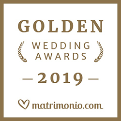 Blue Marlin Club, Golden Wedding Awards 2019 matrimonio.com