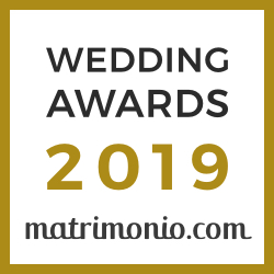 Vincitore Wedding Awards 2019 matrimonio.com