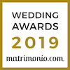 Vincitore Wedding Awards 2019