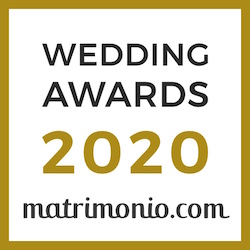 Ricci Sposo, vincitore Wedding Awards 2020 Matrimonio.com