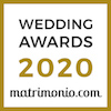 Vincitore Wedding Awards 2020