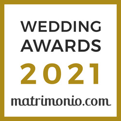 Vincitore Wedding Awards 2021 Matrimonio.com