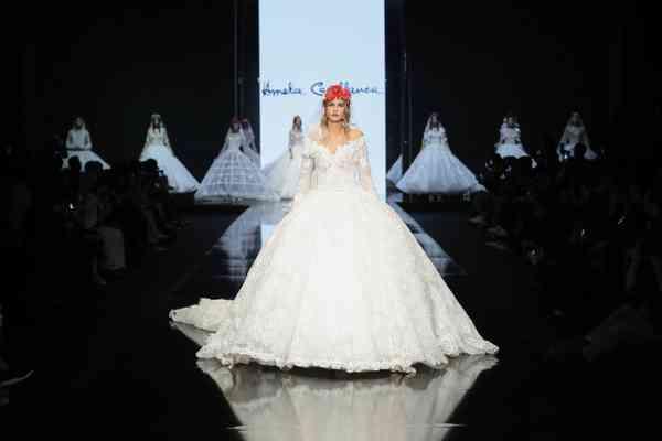 Abiti da Sposa Amelia Casablanca