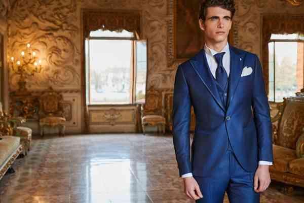 Vestiti da Sposo Luigi Bianchi Mantova Flirt