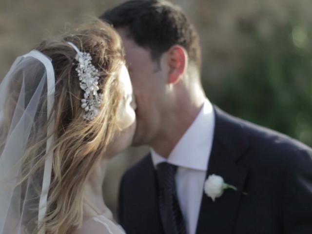 Il matrimonio di Cesare e Nicoletta a Camporeale, Palermo 1