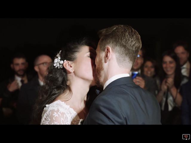 Il matrimonio di Roberto e Marta a Cernusco Lombardone, Lecco 1