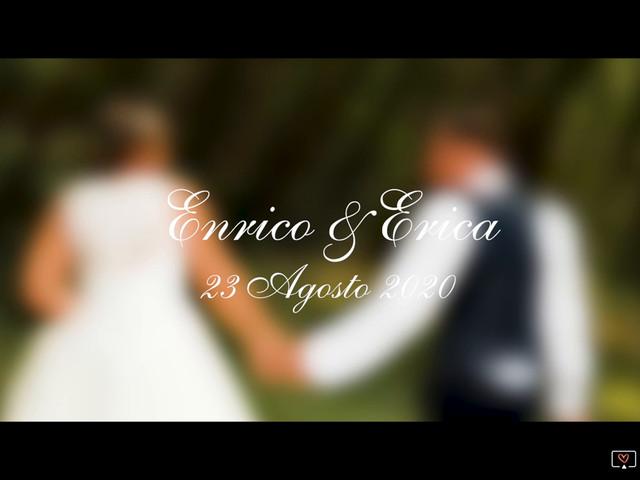 Il matrimonio di Erica e Enrico a Sarcedo, Vicenza 1