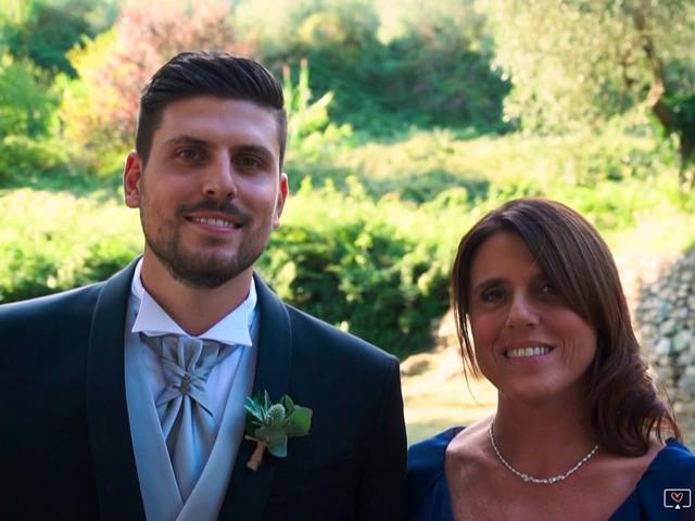 Il matrimonio di Simone e Giulia a Vicopisano, Pisa 1