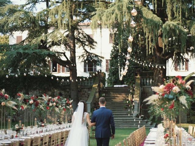Il matrimonio di Stefano e Elisa a Passirano, Brescia 1
