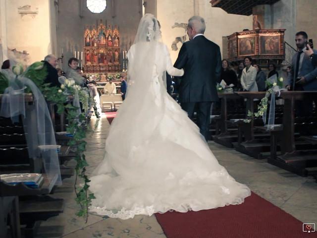 Il matrimonio di Massimo e Arezia a Asola, Mantova 1