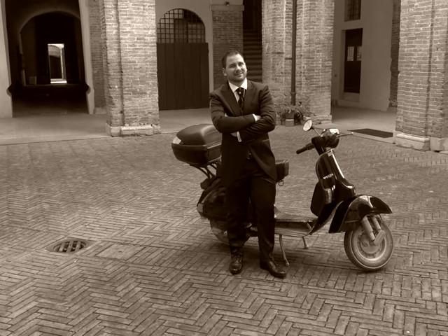 Il matrimonio di Daniele e Valantina a Gubbio, Perugia 1