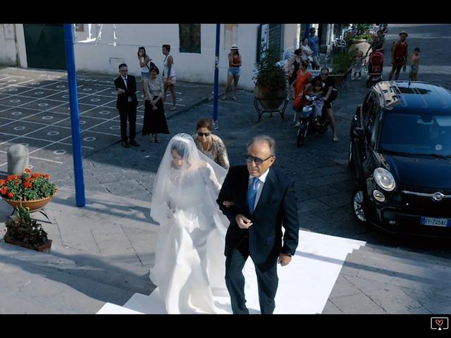 Il matrimonio di Gianluca e Grazia a Ravello, Salerno 1