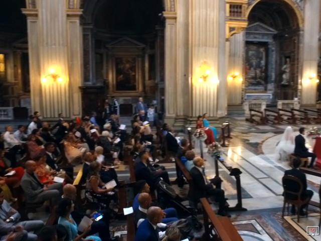 Il matrimonio di Daniele e Elisa a Roma, Roma 1